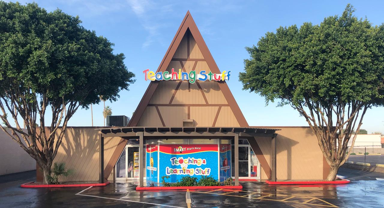 Photograph of the Phoenix Store