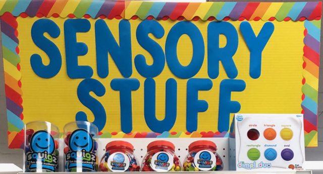 Sensory items